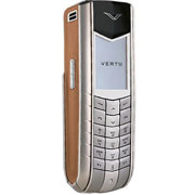 Мобильный телефон Vertu Singature Reflective Stainless Steel